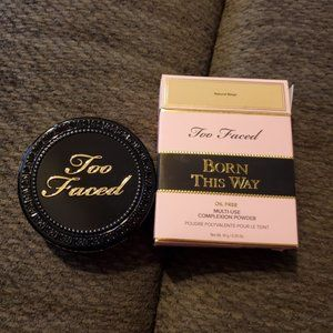 TOO FACED Complexion Powder NATURAL BEIGE